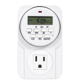 Environmental Controllers Titan Controls Apollo 7 - One Outlet Digital Timer