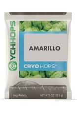 CRYO HOPS LupuLN2 Pellets Amarillo 1 oz