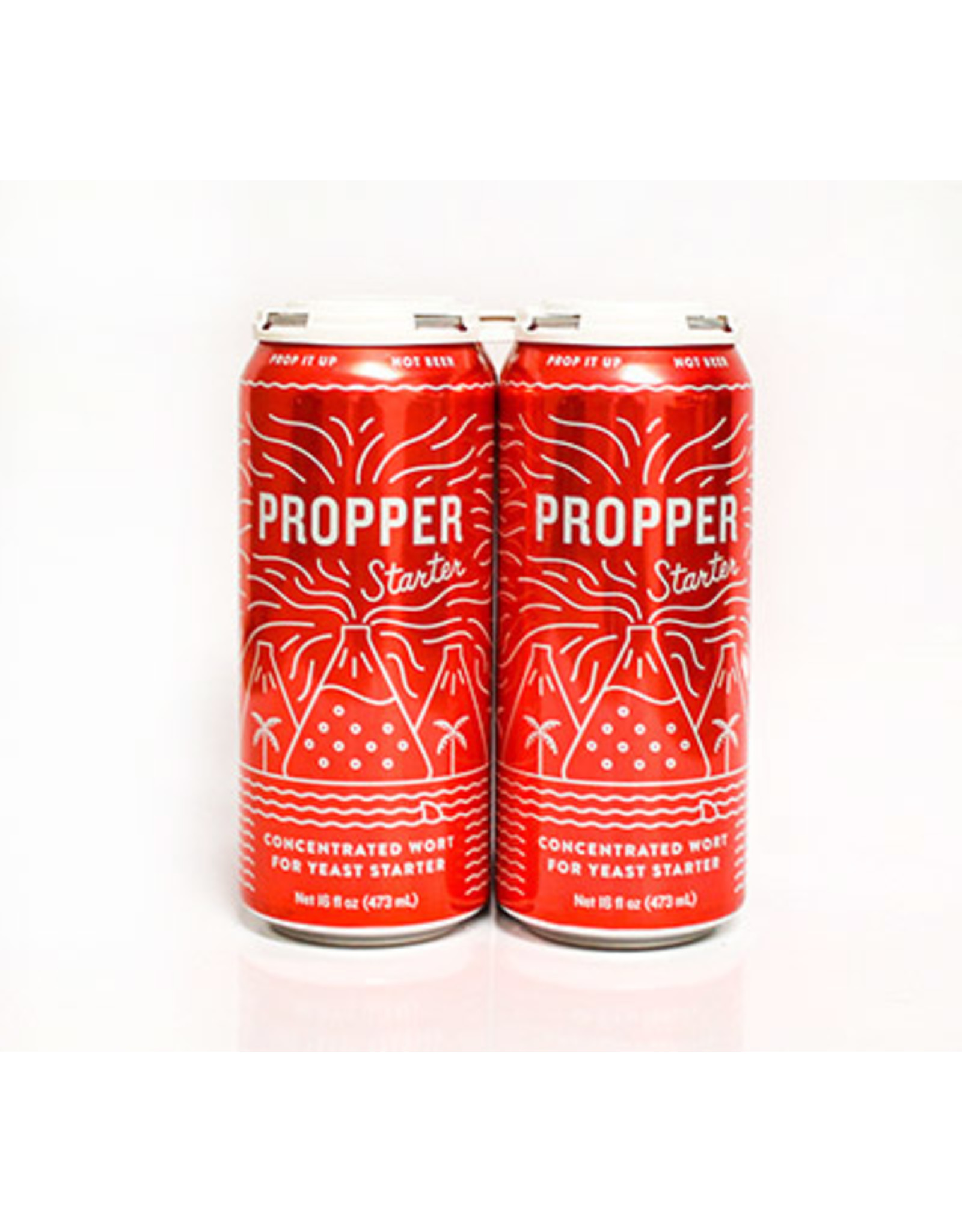 Propper Starter Condensed Wort -  4/PK