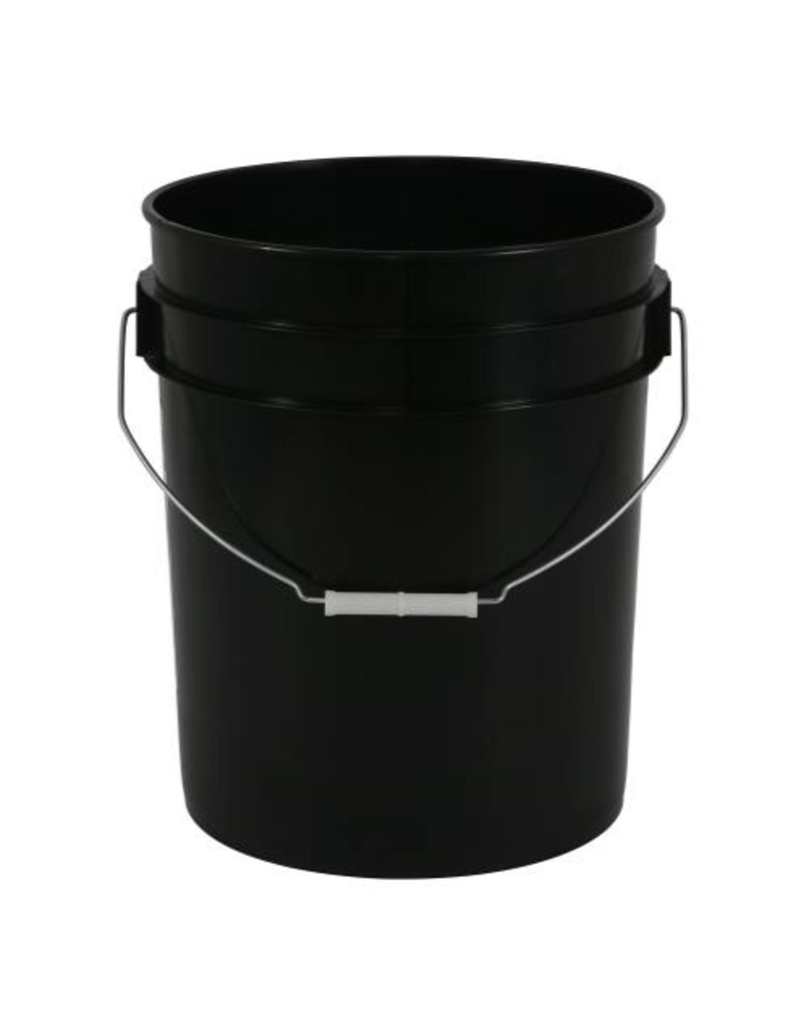 Bucket 5 Gallon (Black)