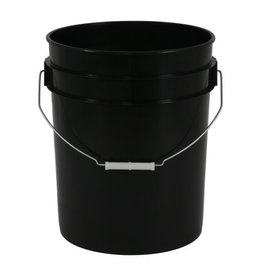 Bucket 5 Gallon (Black)