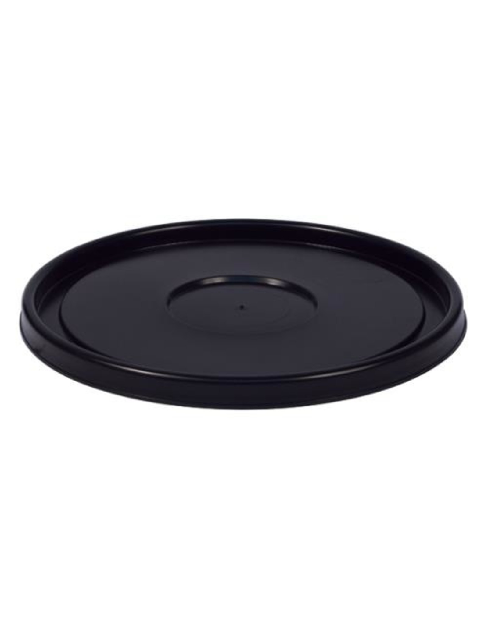 Bucket Lid - 5 Gallon (Black)
