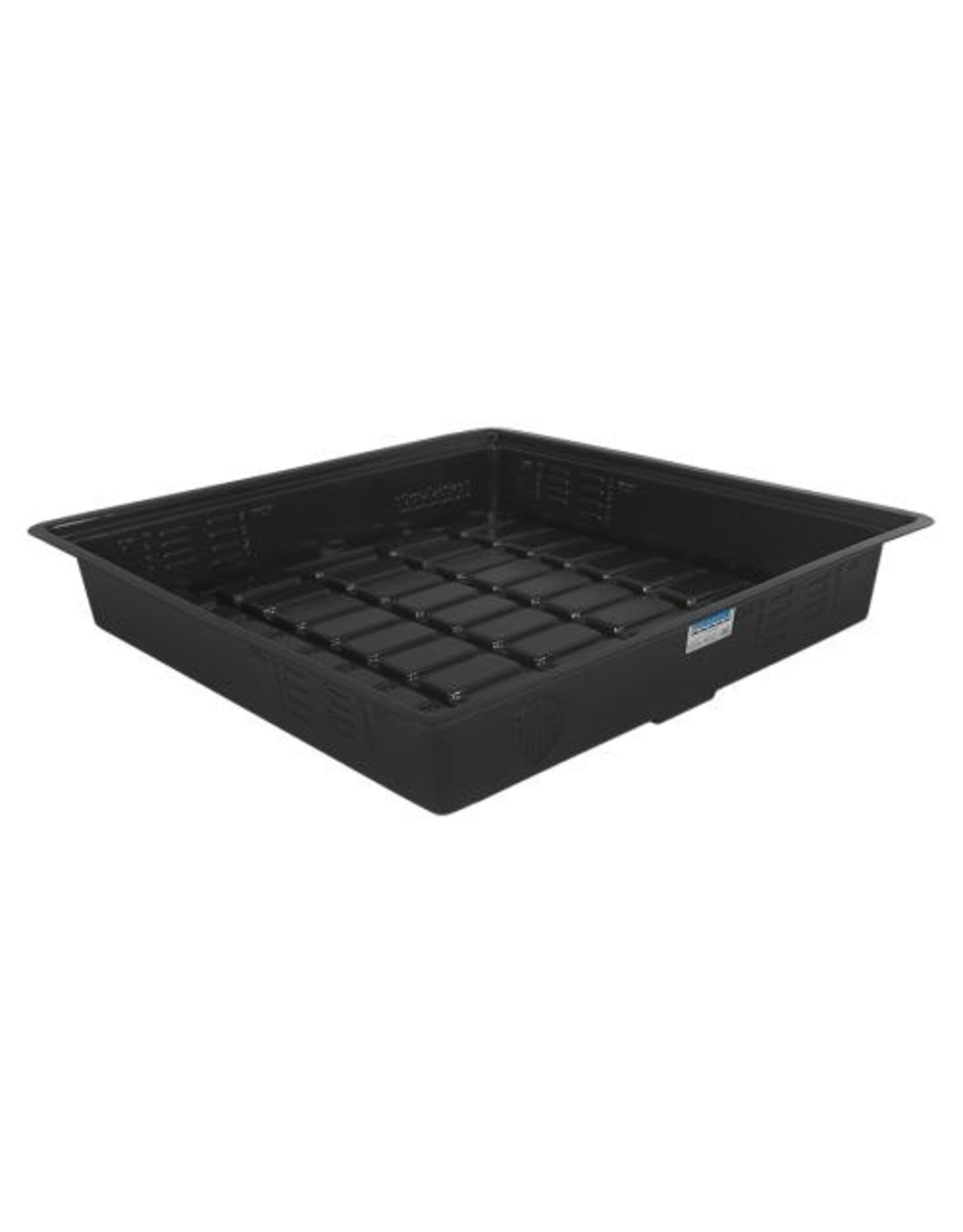 Grow Systems/Trays/Reservoirs Duralastics Tray 3 ft x 3 ft ID - Black