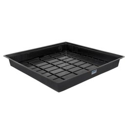Grow Systems/Trays/Reservoirs Duralastics Tray 4 ft x 4 ft ID - Black