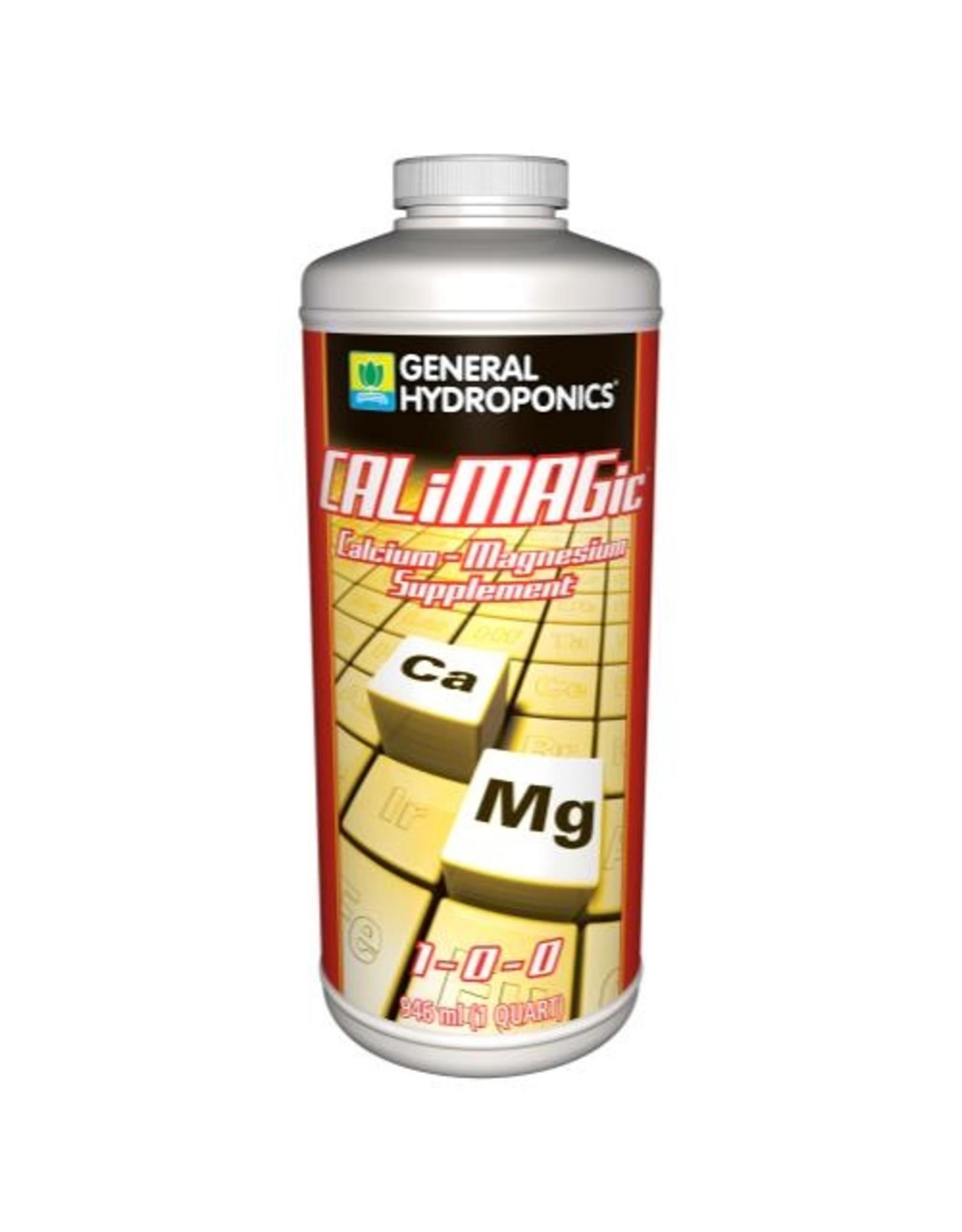 General Hydroponics GH CALiMAGic Calcium and Magnesium Qt