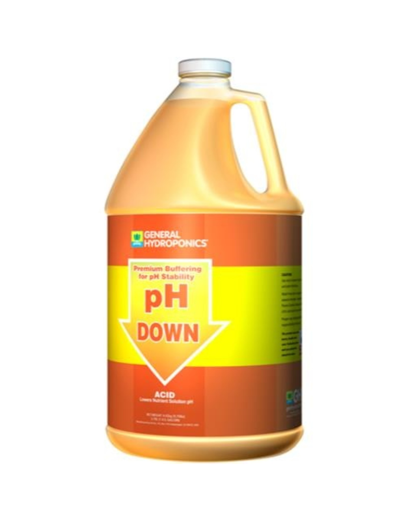 General Hydroponics GH PH Down - Gal