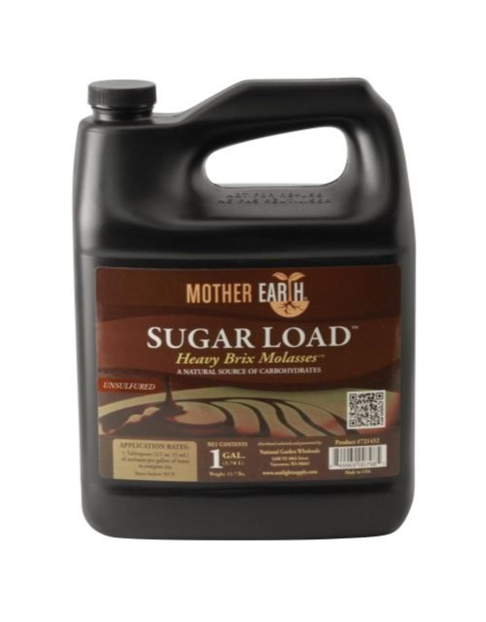 Mother Earth Sugar Load Heavy Brix Molasses Gal