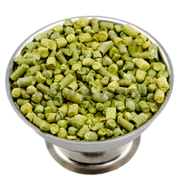 German Hallertau Hop Pellets 1LB