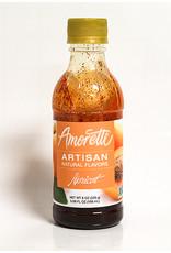 AMORETTI APRICOT ARTISAN FRUIT PUREE 8 OZ