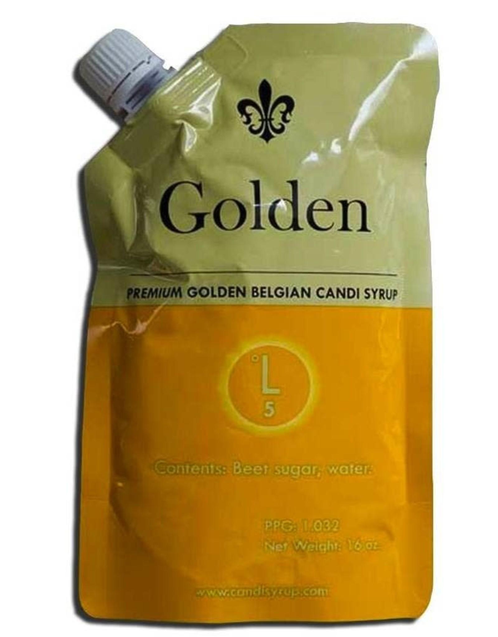 Candi Syrup - Golden 5 Lovibond 1 lb