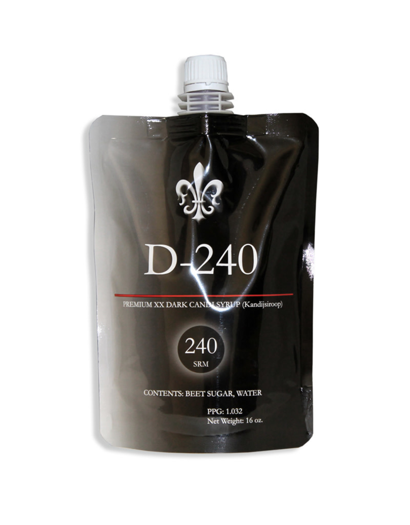 Candi Syrup - D240 Belgian 1 lb