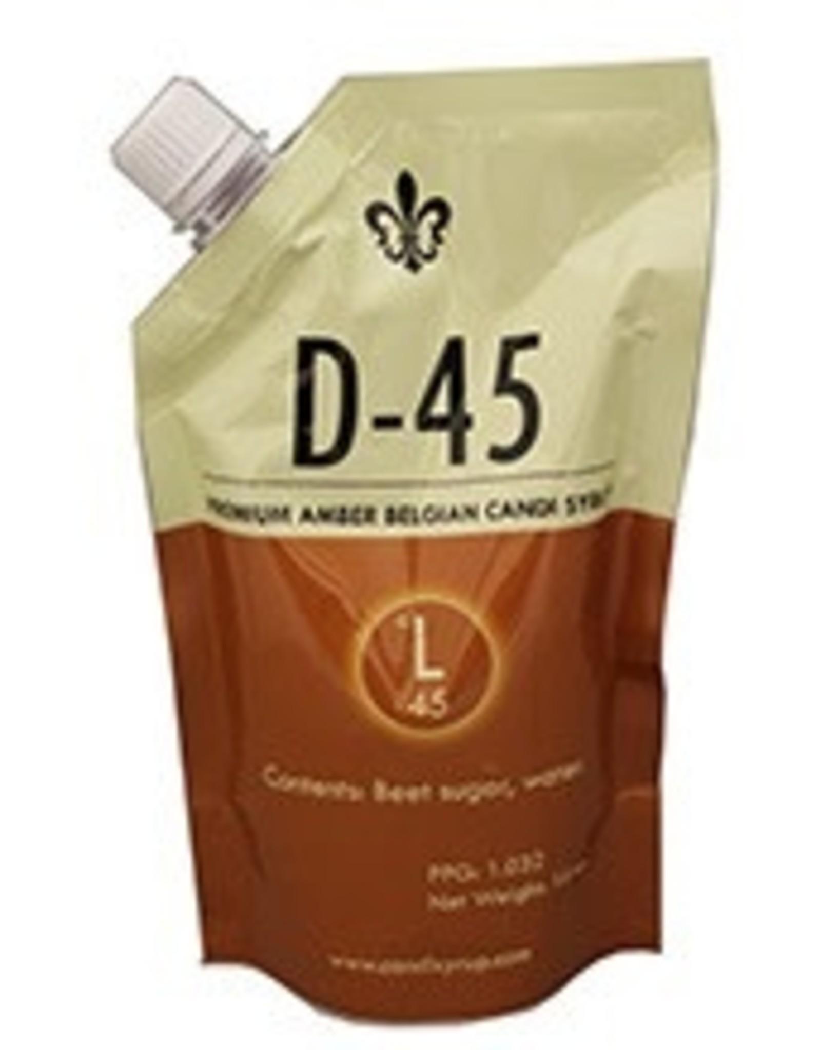 Candi Syrup - D45 Belgian 1 lb