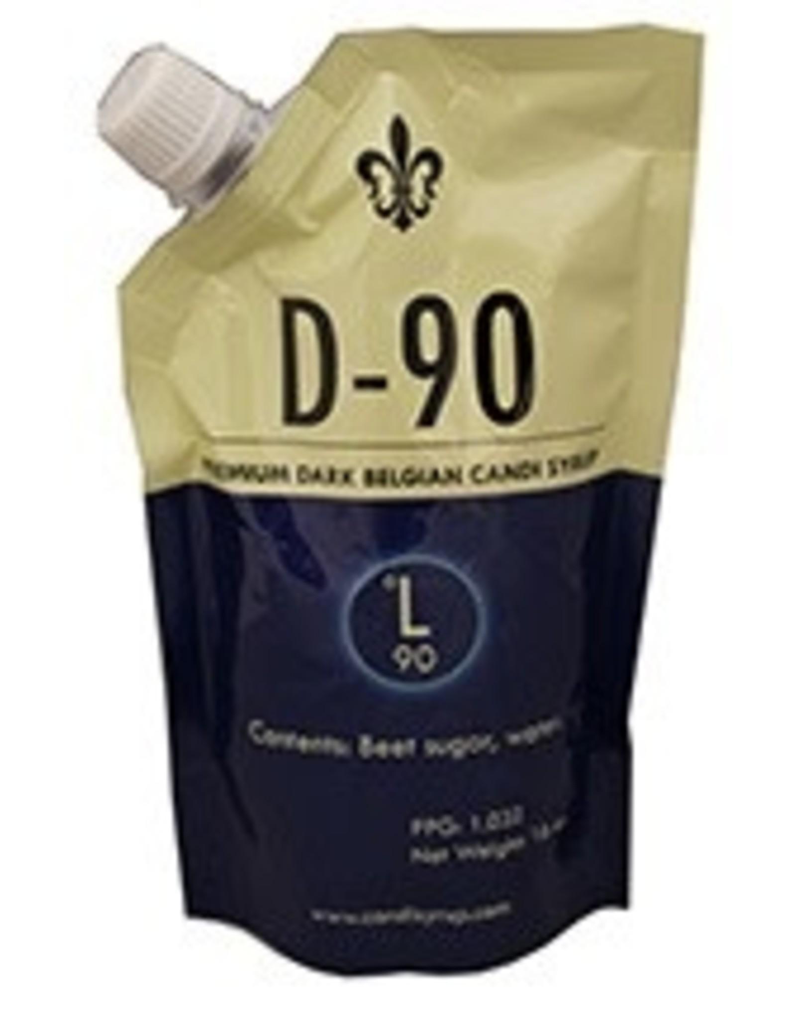 Candi Syrup - D90 Belgian 1 lb