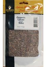 Flavoring - Cacao Nibs 4 oz