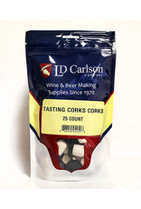 Corks - Tasting Bag/25