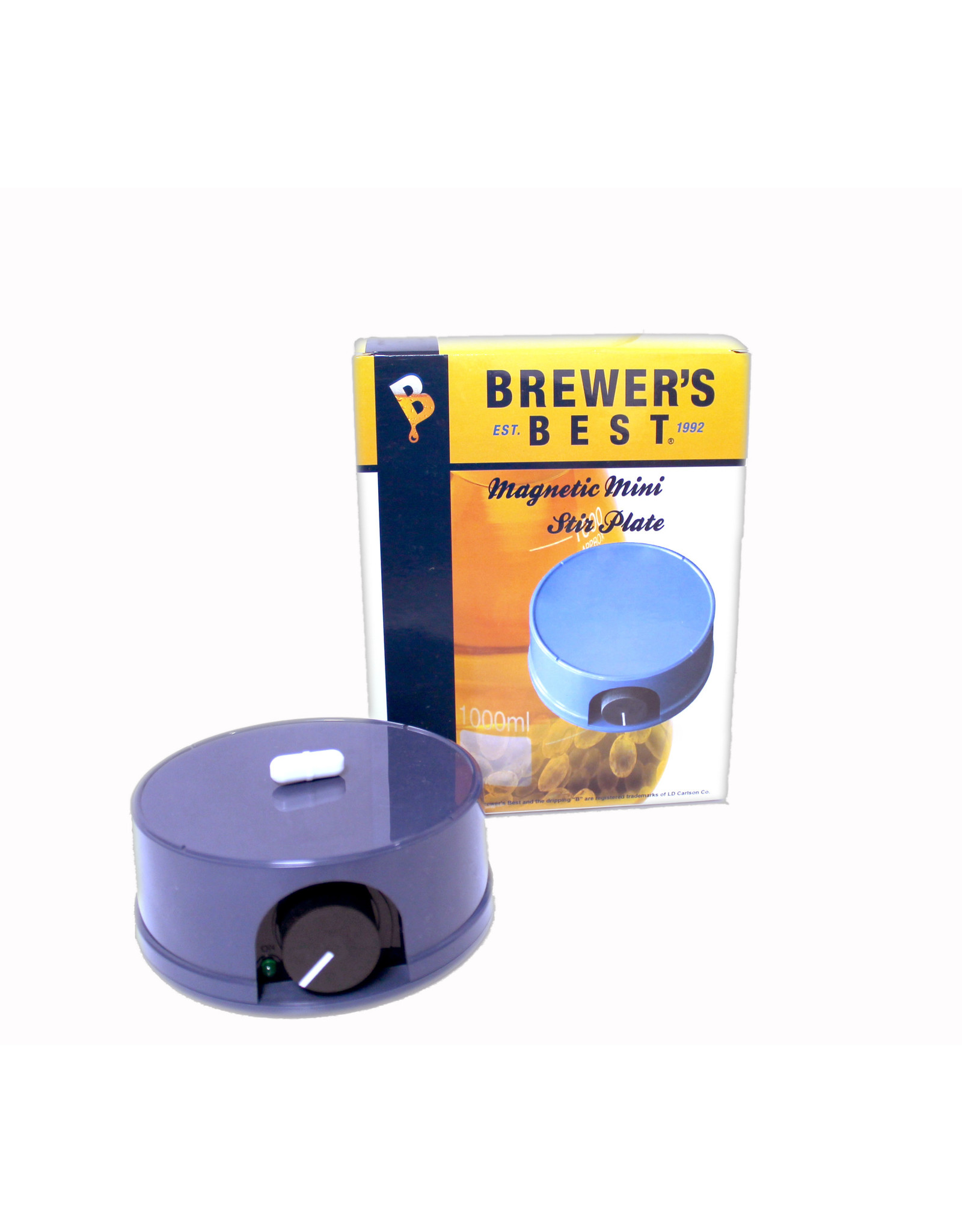 Brewer's Best Magnetic Mini Stir Plate