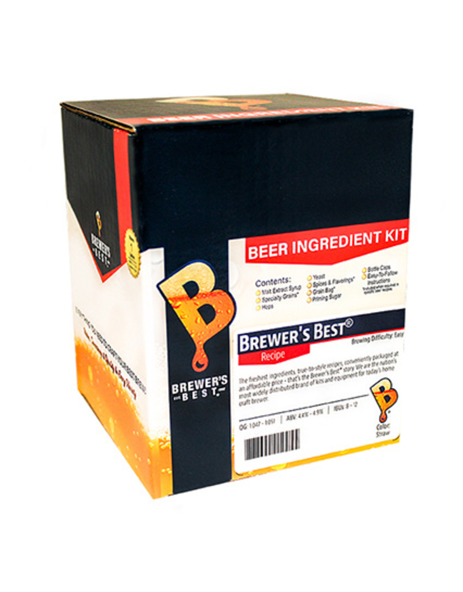Brewers Best Brewer's Best 1 Gallon kit  - Imperial IPA
