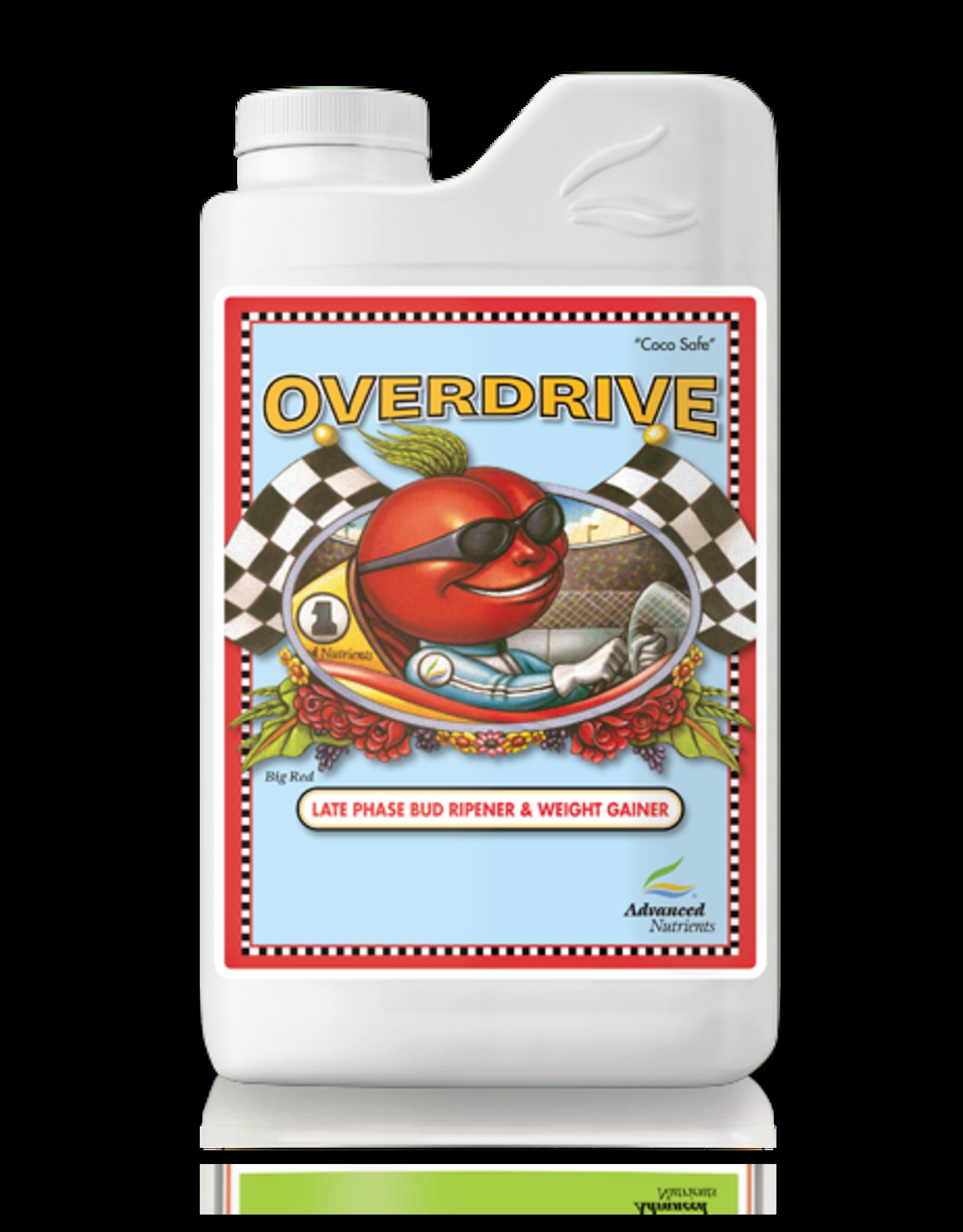 Advanced Nutrients Advanced Overdrive 1L