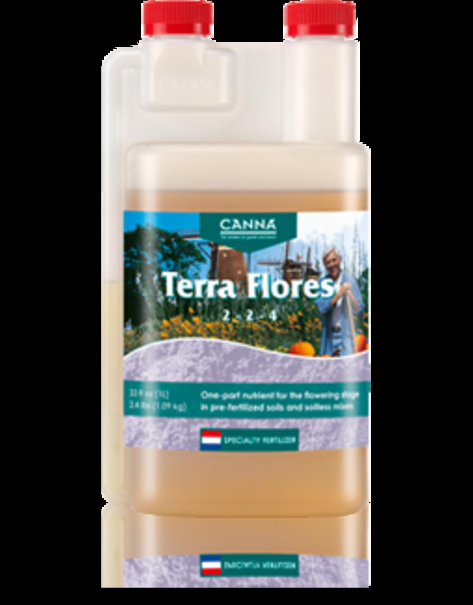 Canna Canna Terra Flores  5L