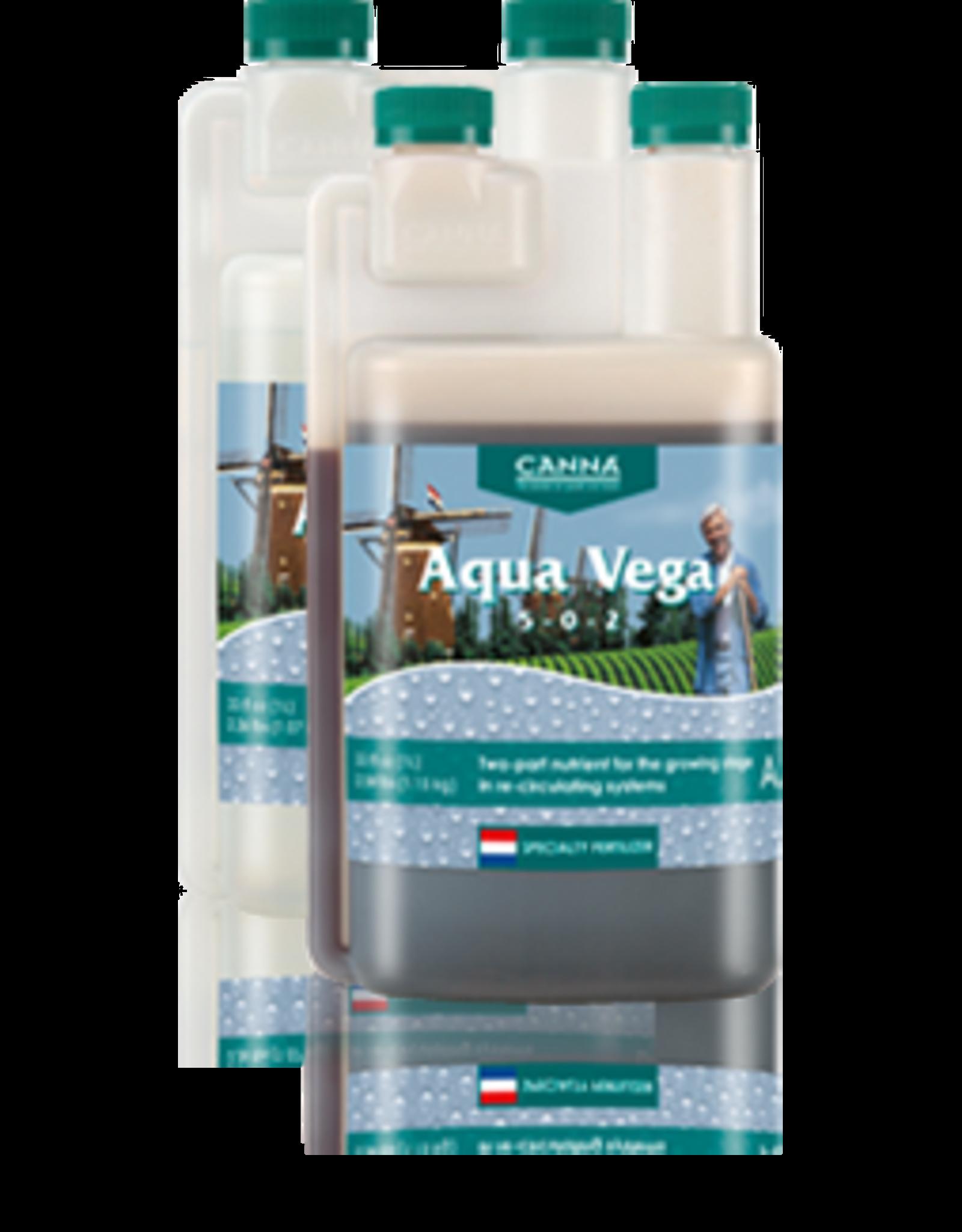 Canna Canna Aqua Vega A & B Set 5L