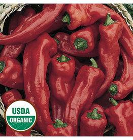 Seed Savers Pepper - Georgia Flame