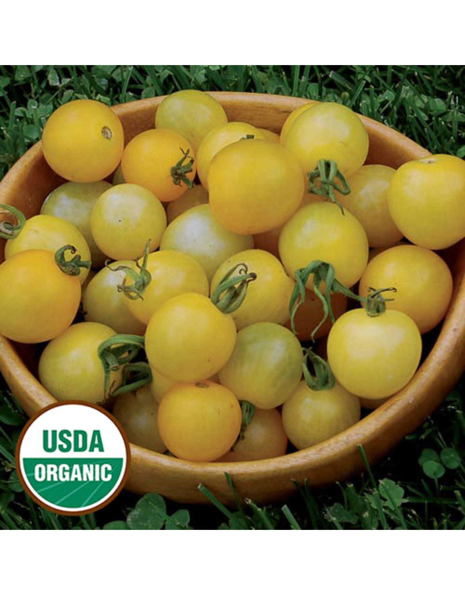 Seed Savers Tomato - Lemon Drop