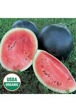 Seed Savers Watermelon - Golden Midget