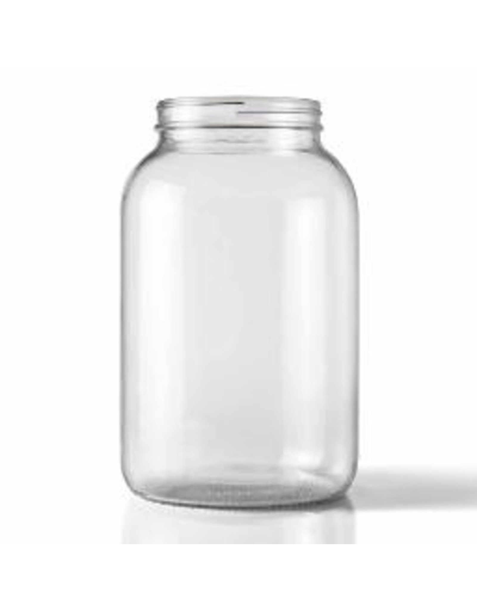 Jar Wide Mouth - 1 Gallon Clear (Single)