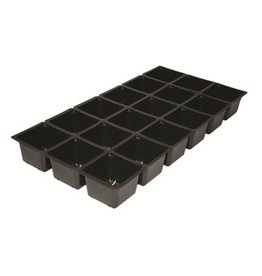 Compartment Tray Insert - 18 Cell
