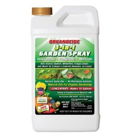 Botanicare Organocide 3-in-1 Organic Insecticide qt