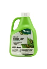 Safer Insect Killing Soap II Conc. - 16 Oz