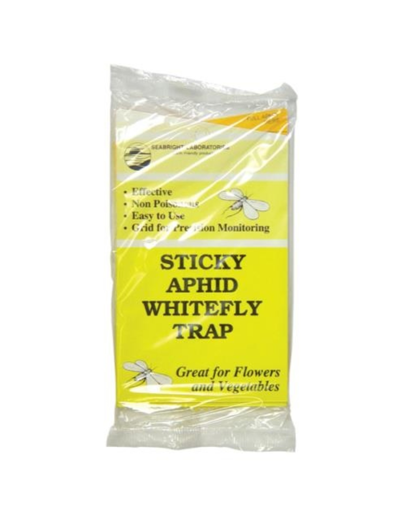 Seabright Sticky Whitefly Trap 5/Pack