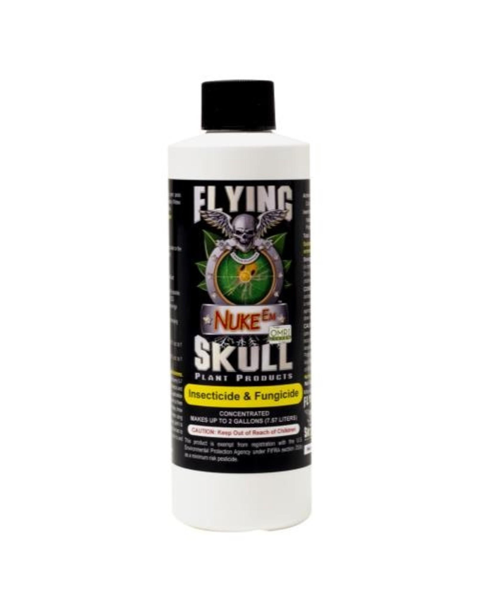 Flying Skull Nuke Em 8 oz