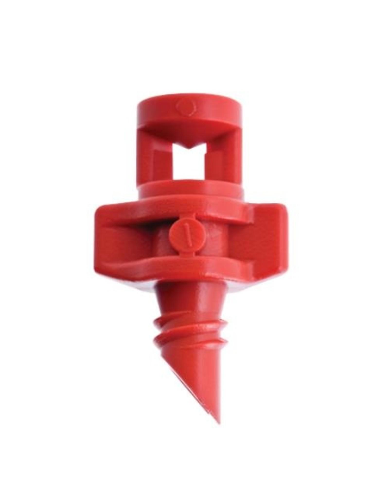 360 Sprayer Red