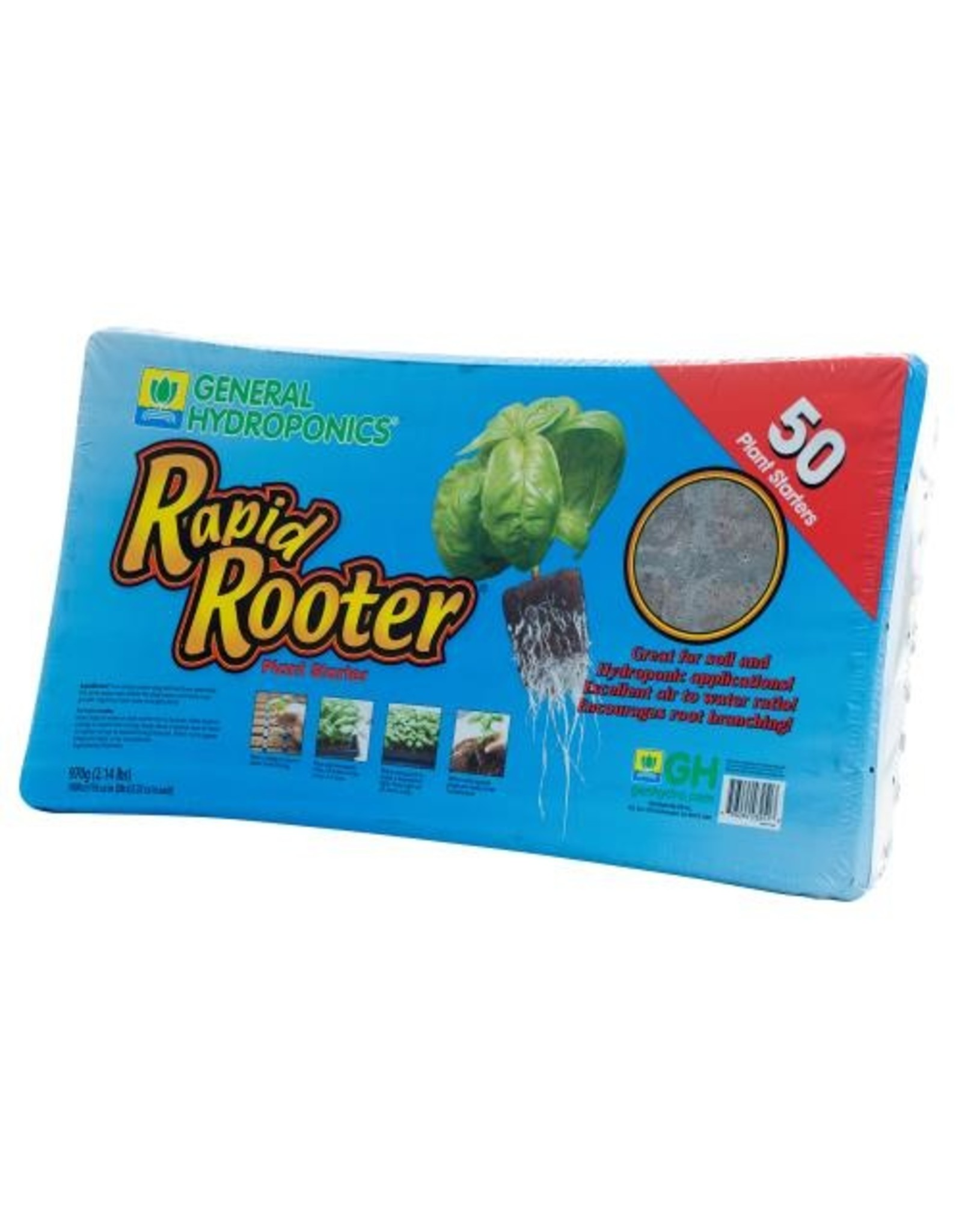 General Hydroponics GH Rapid Rooter Starter Tray/50