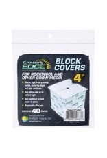 """Block Covers 4"""" Pack/40"""