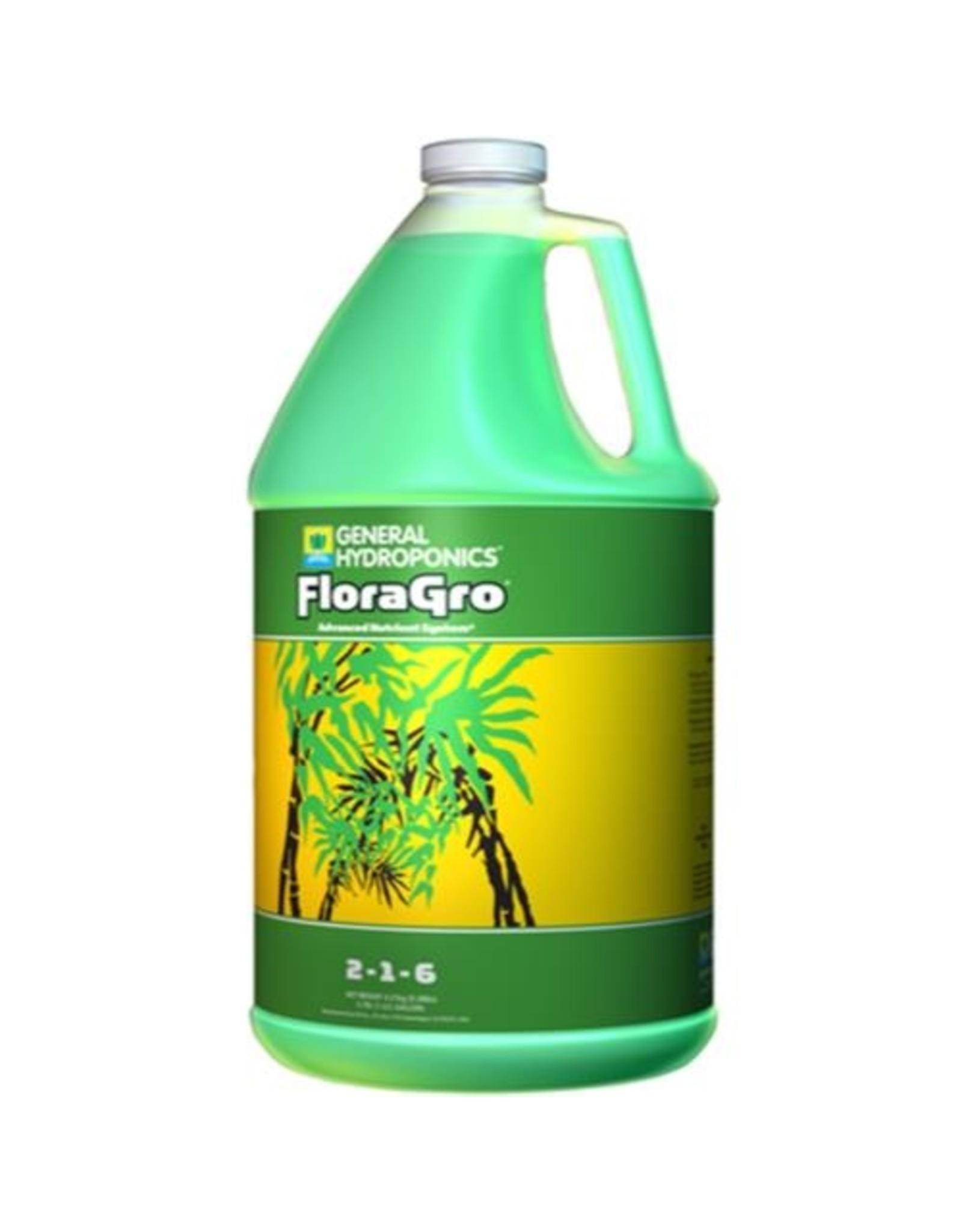 General Hydroponics GH Floragro - gal