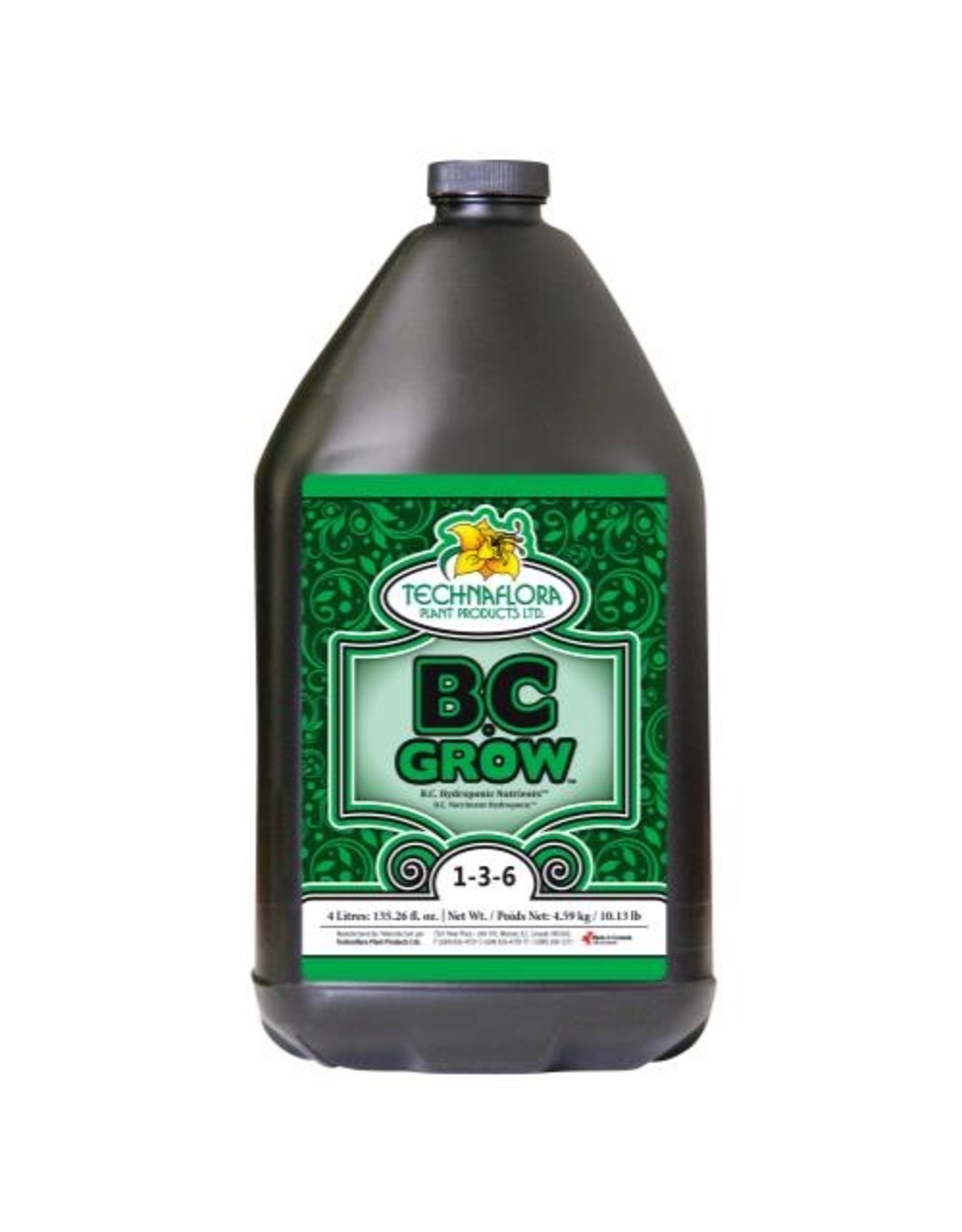 Technaflora Technaflora BC Grow - 4L