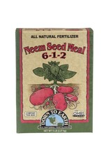 Down To Earth Down to Earth Neem Seed Meal 5lb