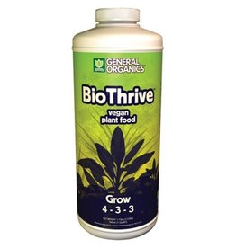 General Hydroponics GH Biothrive Grow qt