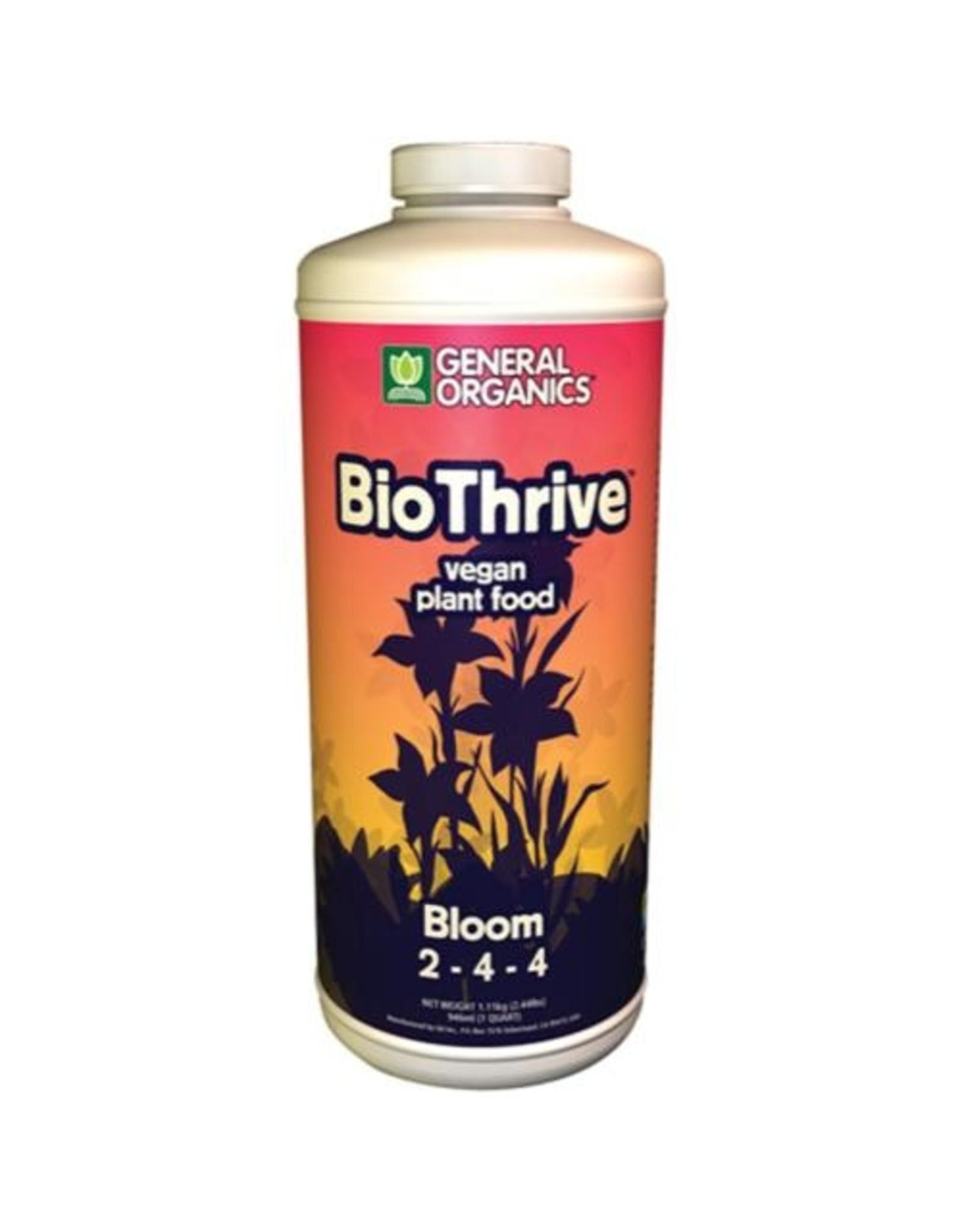 General Hydroponics GH Biothrive Bloom qt