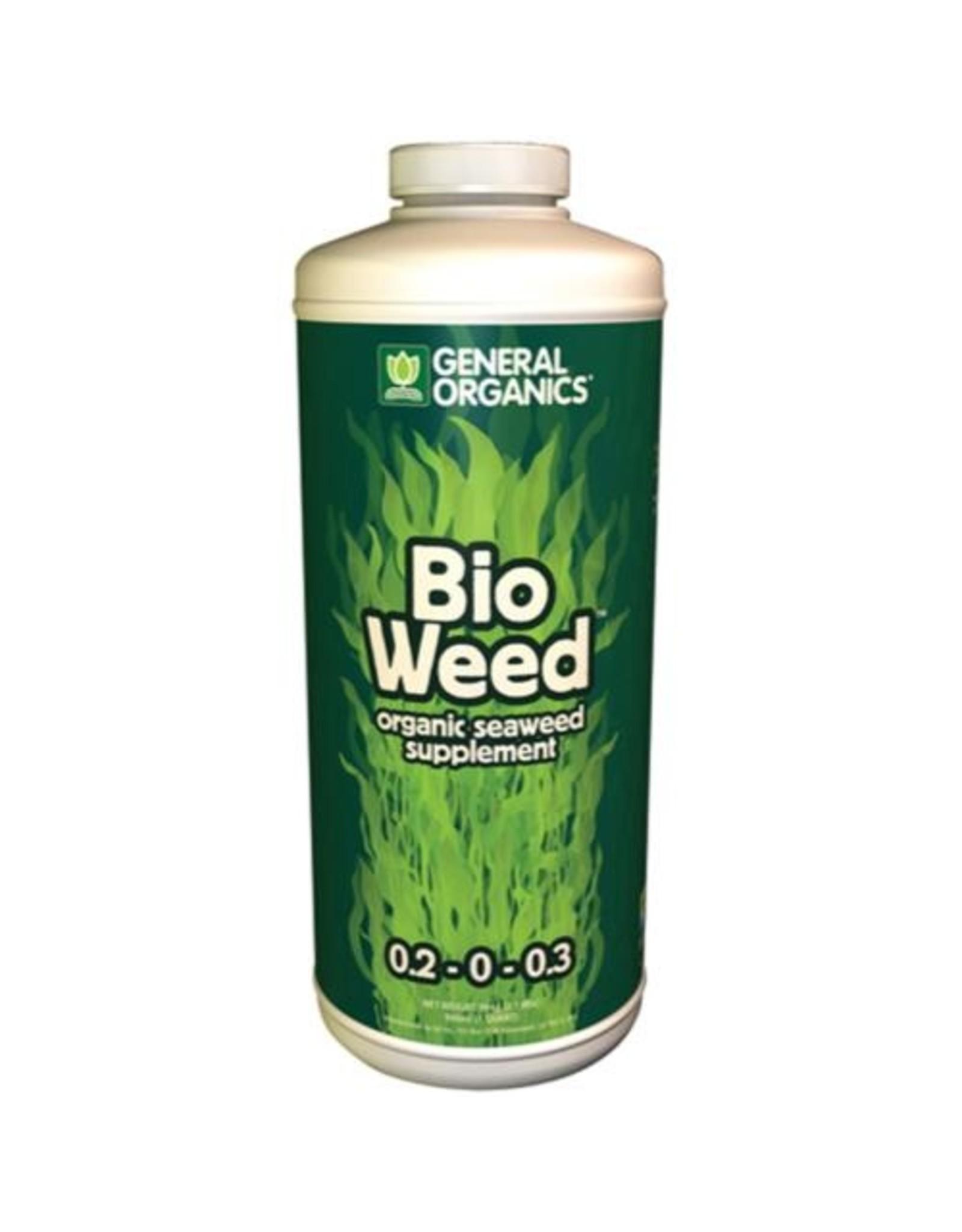General Hydroponics GH Bioweed qt