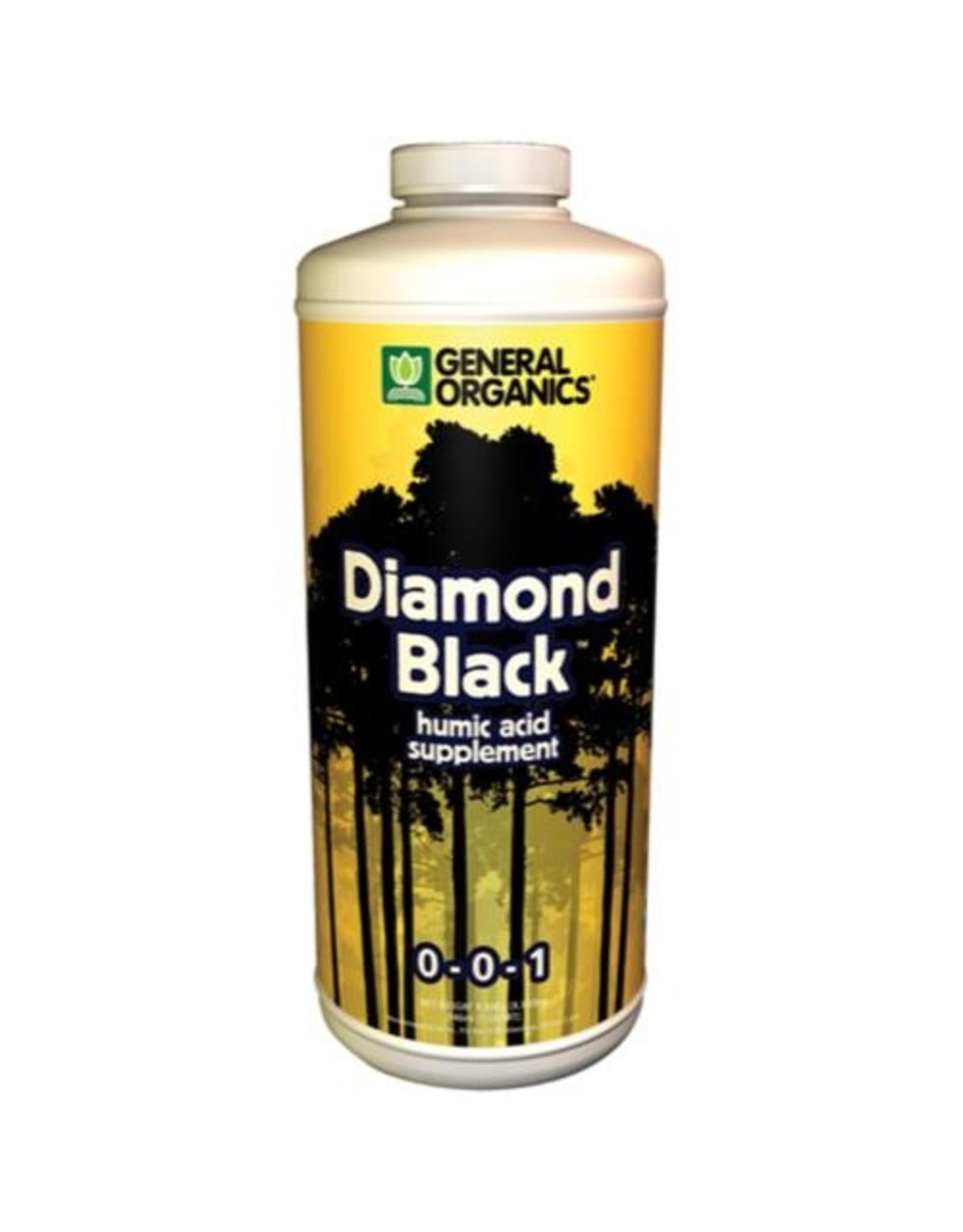 General Hydroponics GH Diamond Black - qt