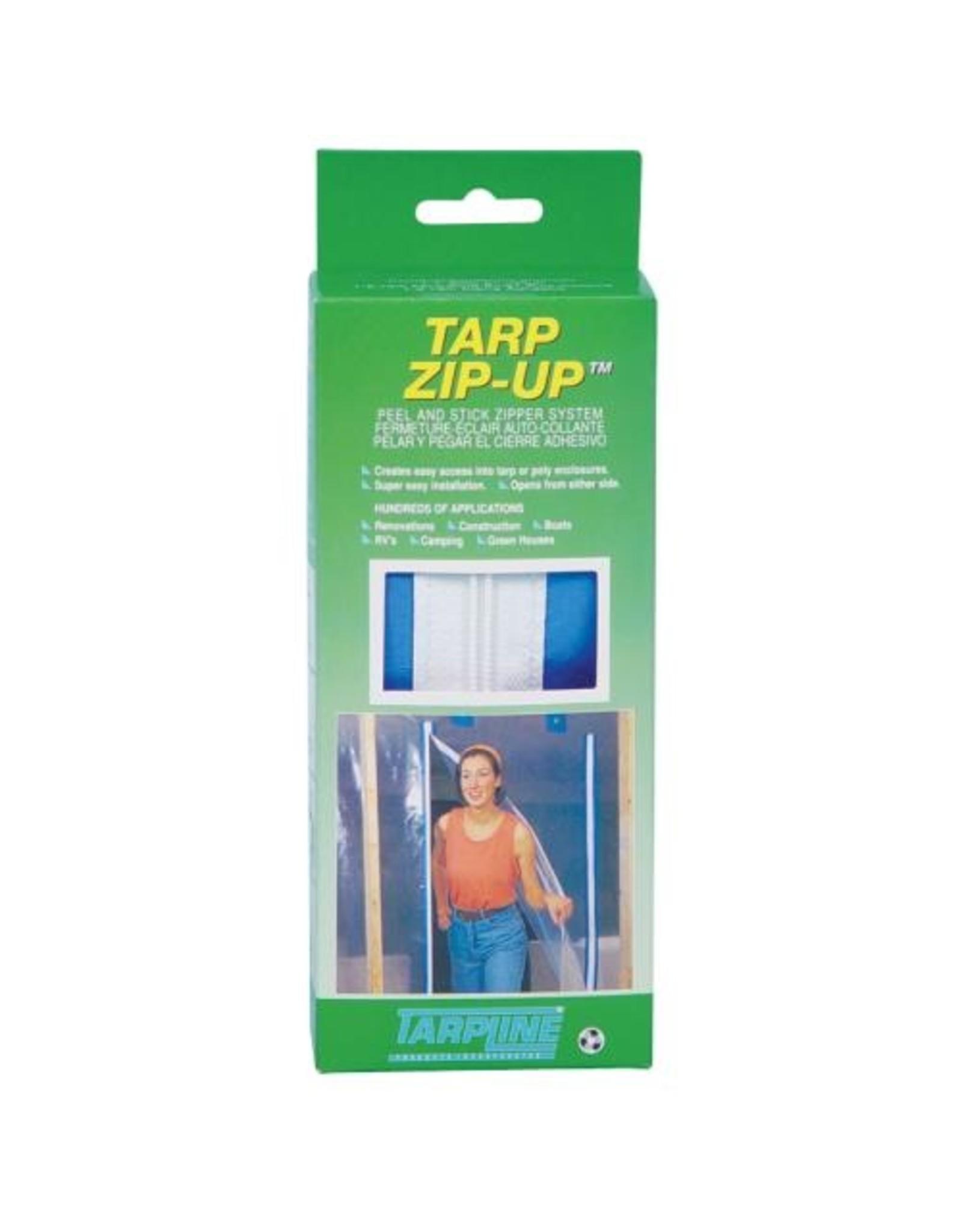 Tarp Zip-Up - 6'
