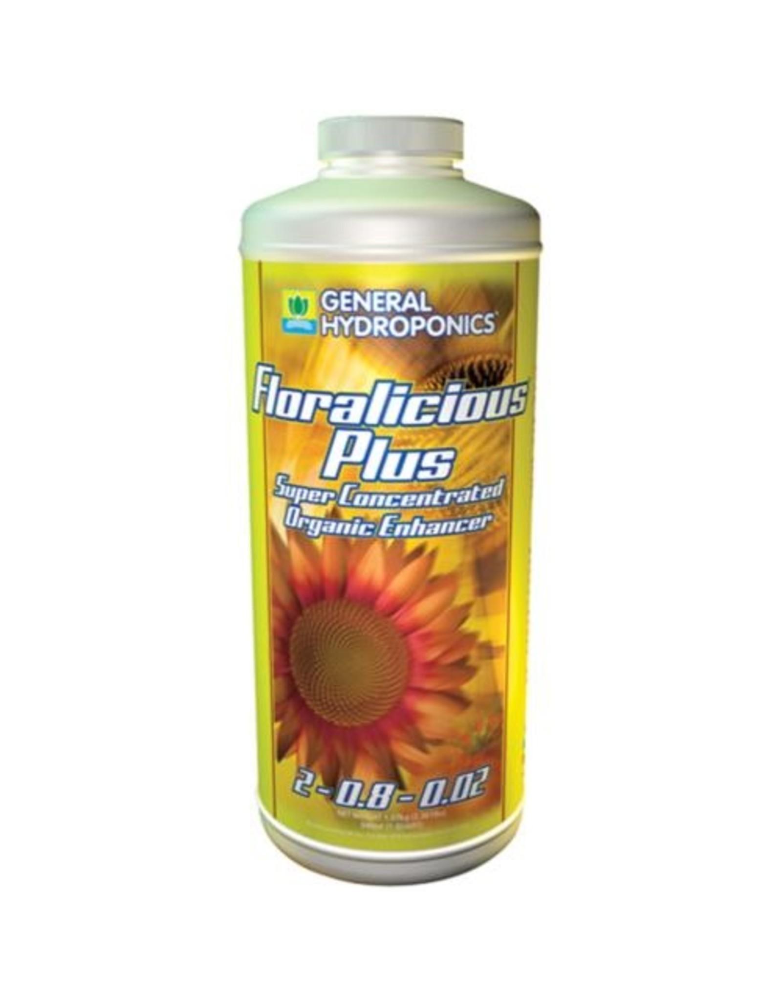 General Hydroponics GH Floralicious Plus - qt
