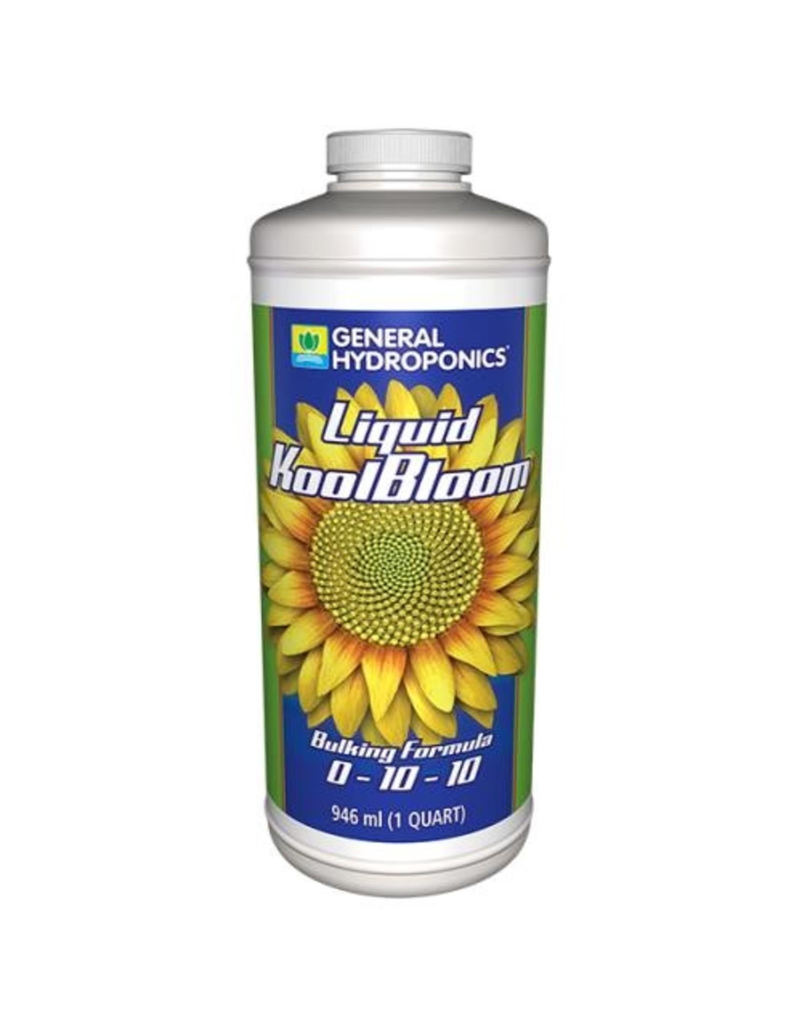 General Hydroponics GH Koolbloom Liquid qt