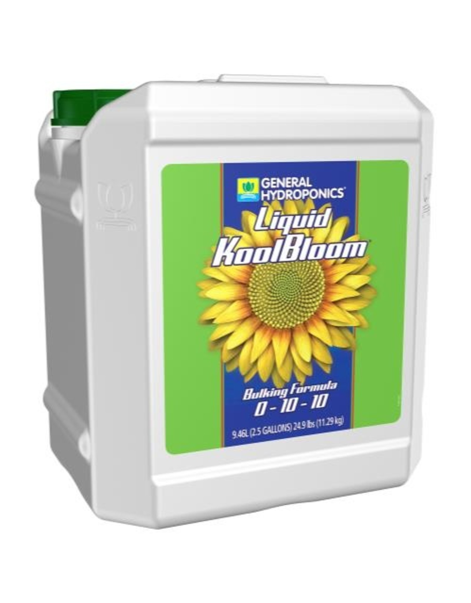 General Hydroponics GH Koolbloom Liquid 2.5 gal