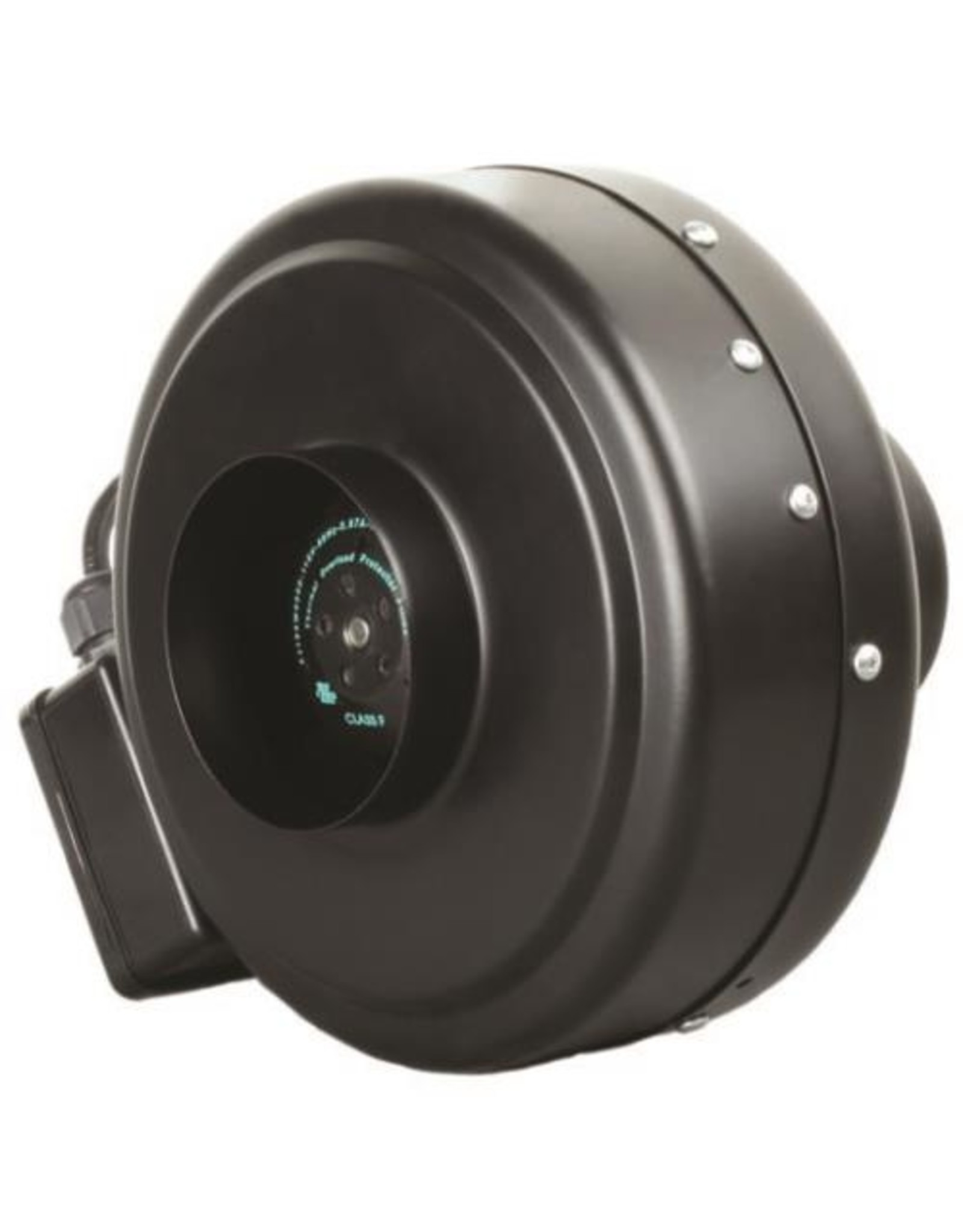 "Hurricane Inline Fan 4"" - 171 CFM"