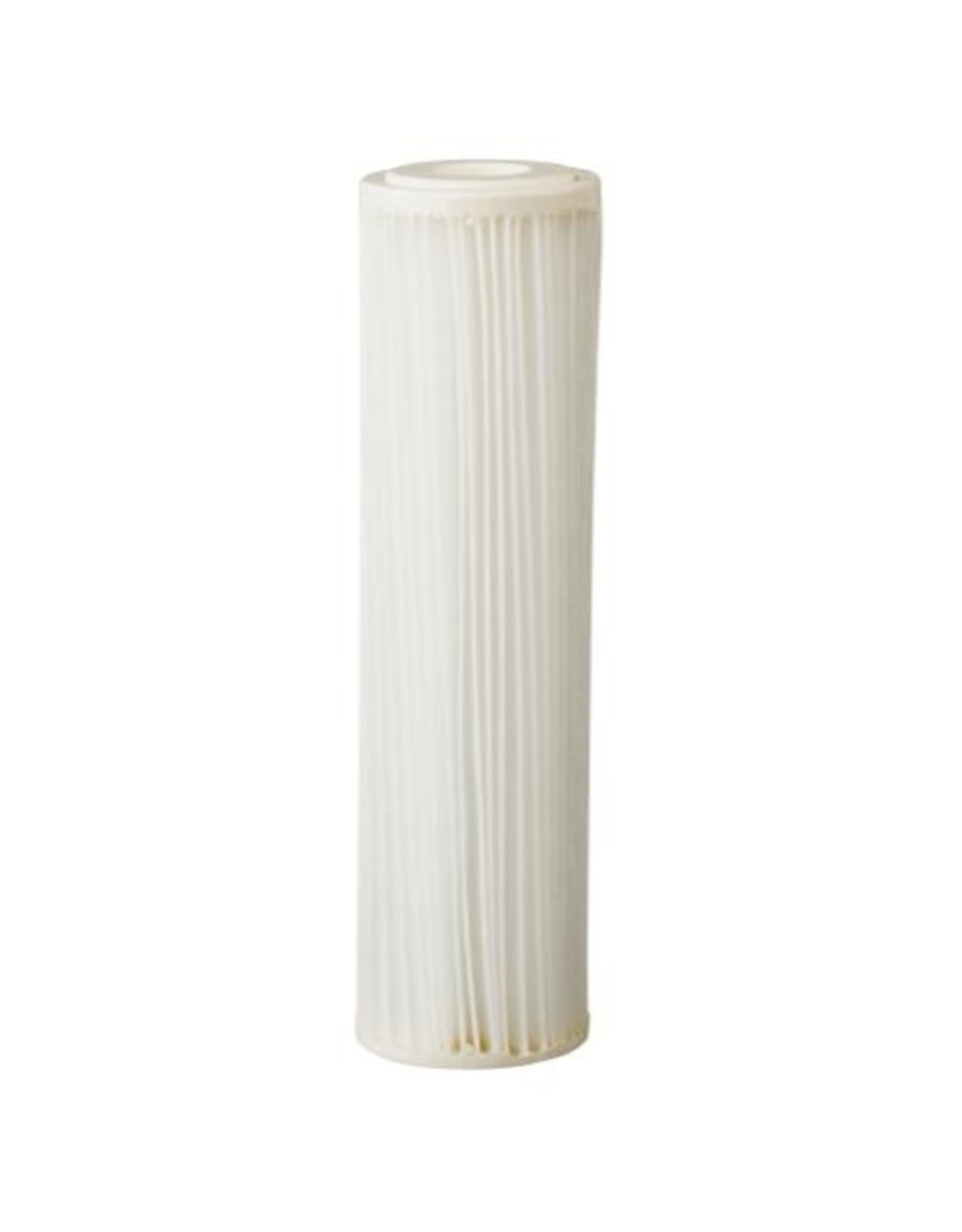 Premium Pleated/Cleanable Sediment Filter 2 In X 10 In