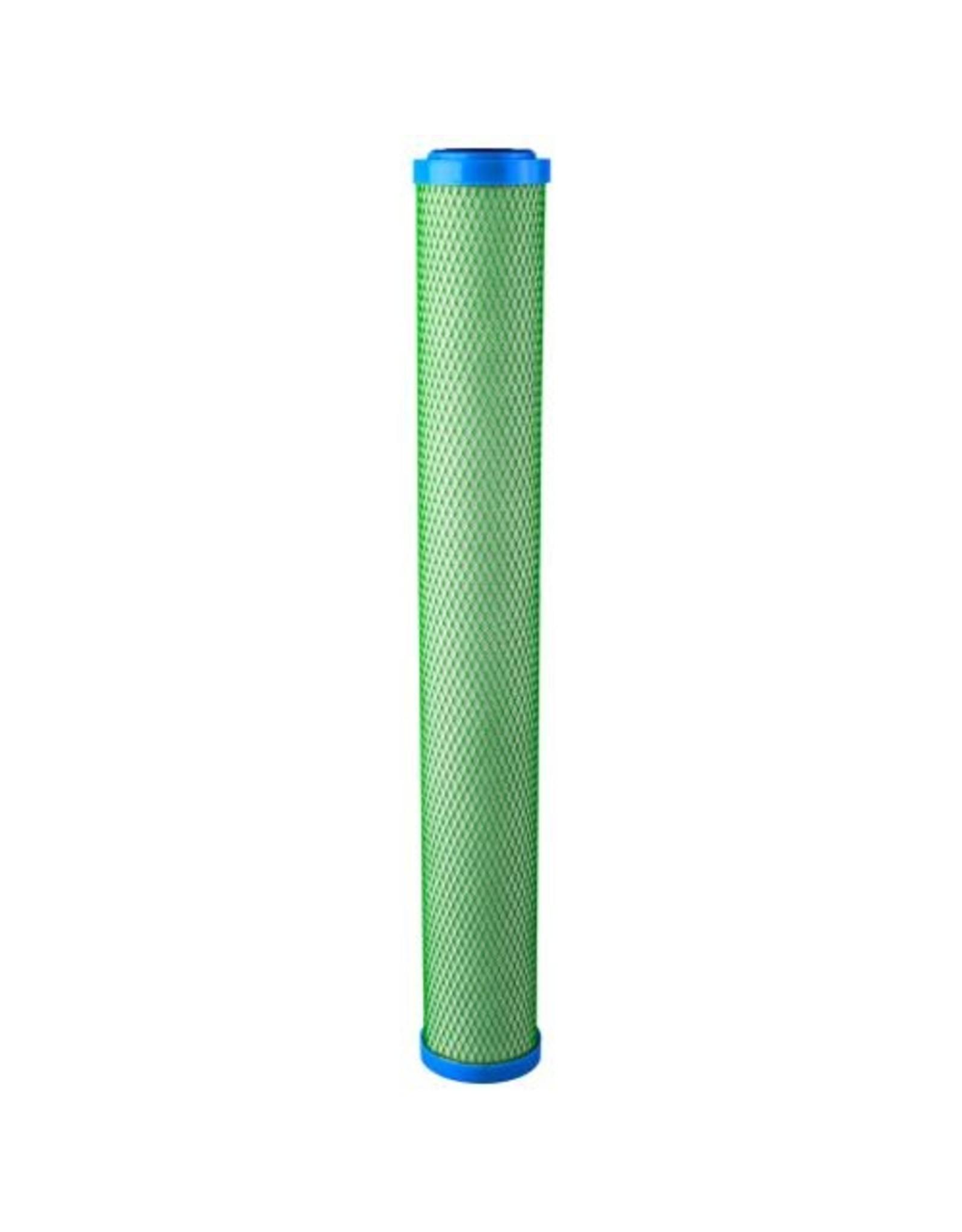 Premium Green Coconut Carbon Filter 2 In X 20 In
